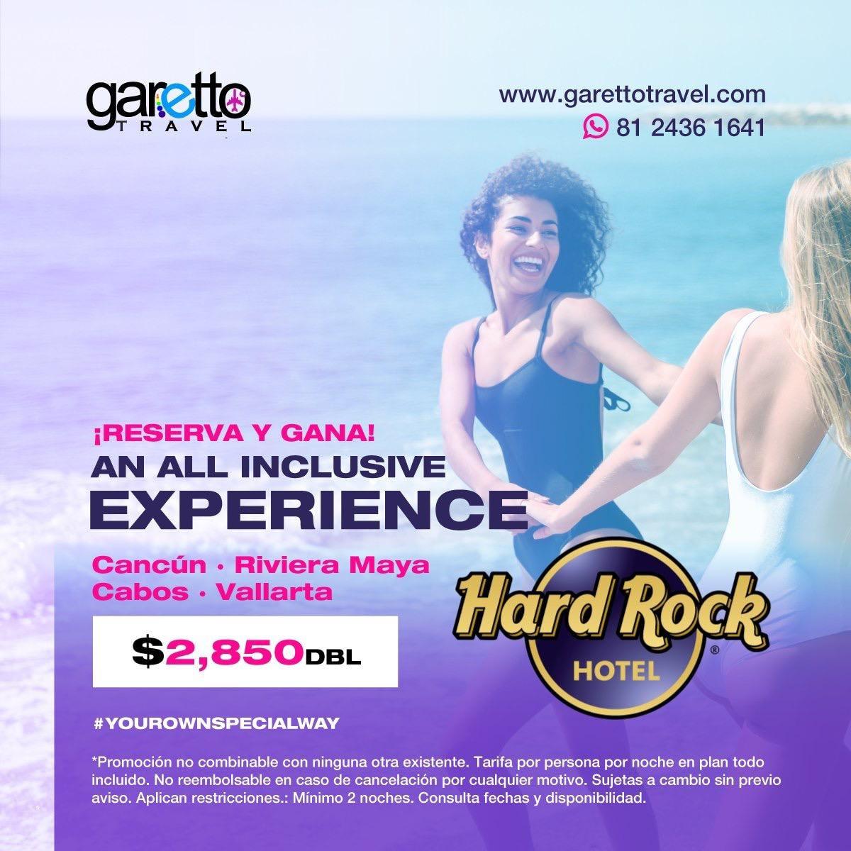 Hard Rock Hotel Garetto Travel