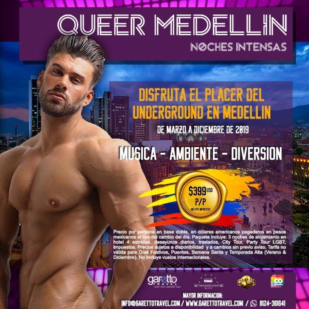 Queer Medellín