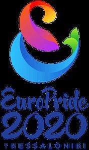 EuroPride 2020 Thessaloniki Logo